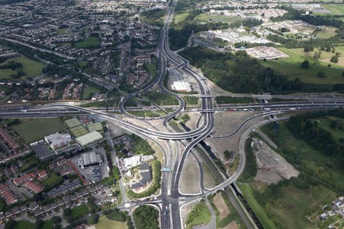 Ireland: Detailed Design-M50 PPP Contract in Dublin