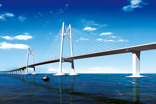 Detection & Test Center of Hong Kong-Zhuhai-Macao Bridge