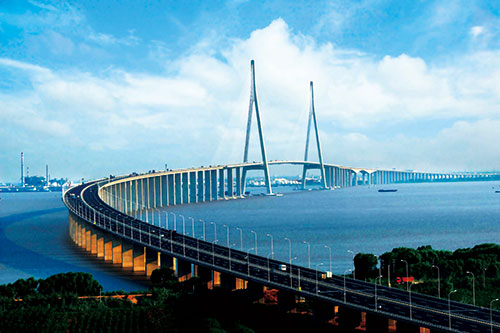 Health Monitoring of Suzhou-Nantong Highway Bridge