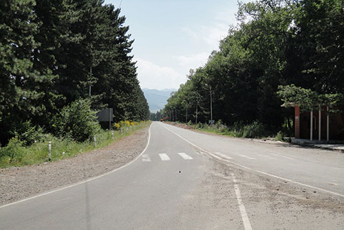 Gorgia: The Upgrading of the Ruisi-rikoti Section of E-60 Highway