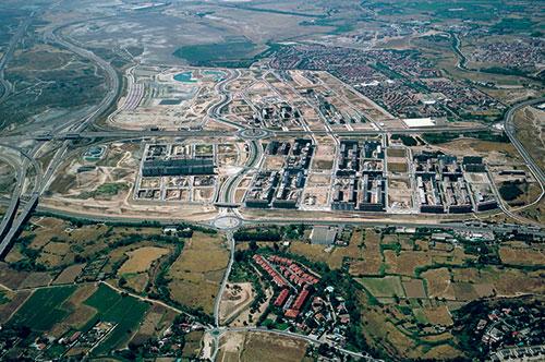 Spain: Ecocity Valdespartera Zaragoza