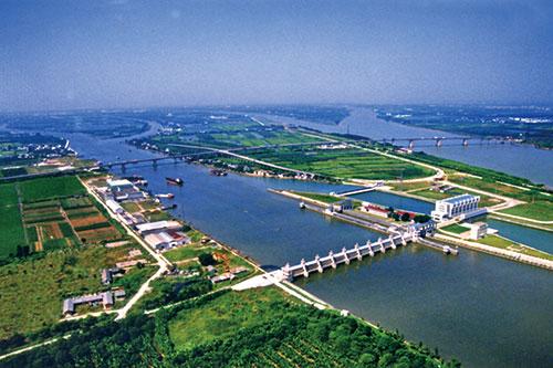 中山市东河水利枢纽工程