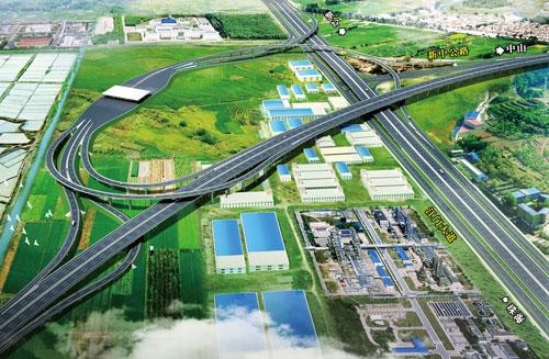 中山至开平高速公路项目