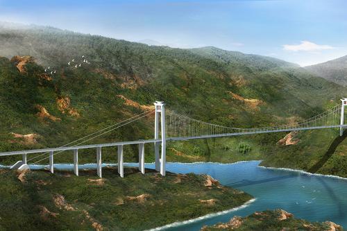 红河州建水(个旧)至元阳高速公路勘察设计